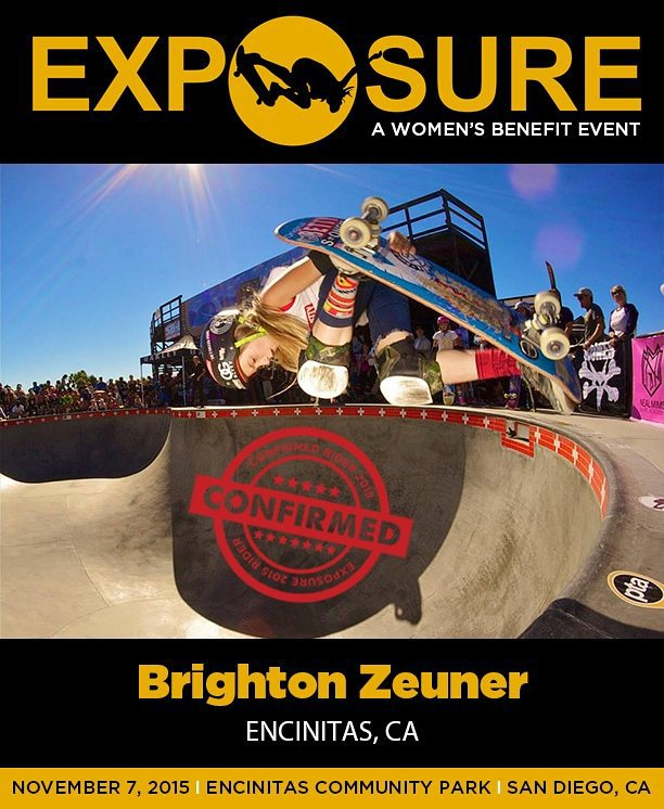 Brighton Zeuner (@brightonzeuner) is confirmed for #Exposure2015! Photo: @sparagram