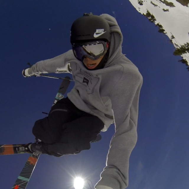 Send it @guskenworthy! Watch the latest episode of Days of My Youth by clicking the link in our profile. #DOMY2014