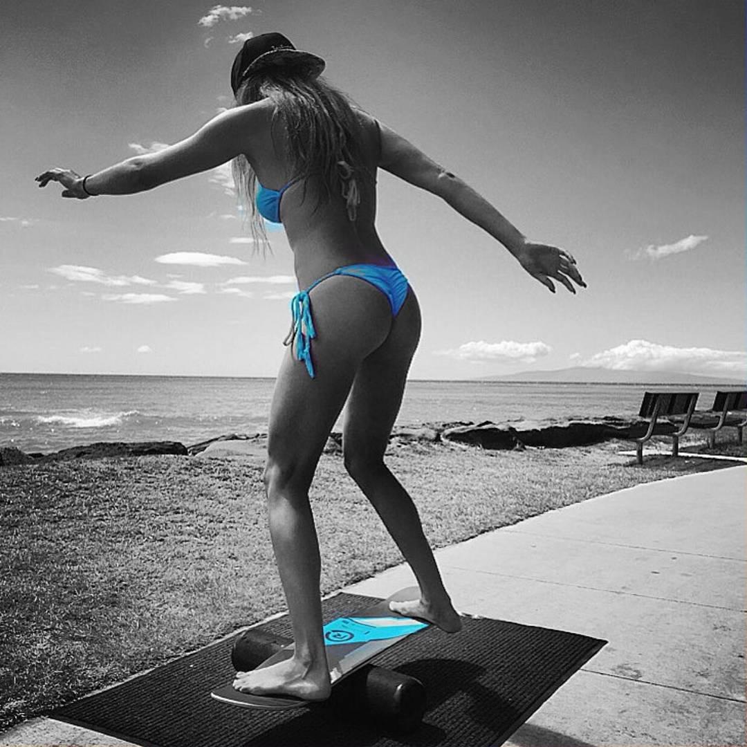 Job well done @mikki4292 #revbalance #findyourbalance #balanceboards #madeinusa