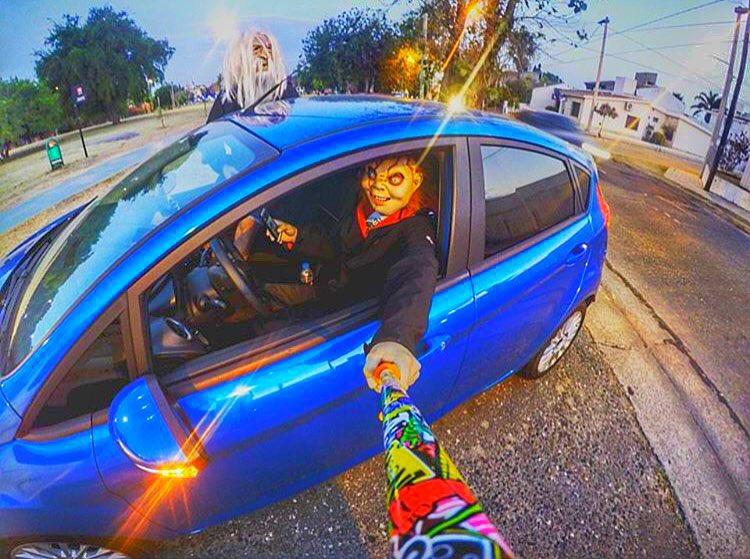 - ⭐️ I N C R E I B L E ⭐️ - Esta foto de @gonzalogazquez su @alt.3d modelo #StickerBoom2 en #halloween