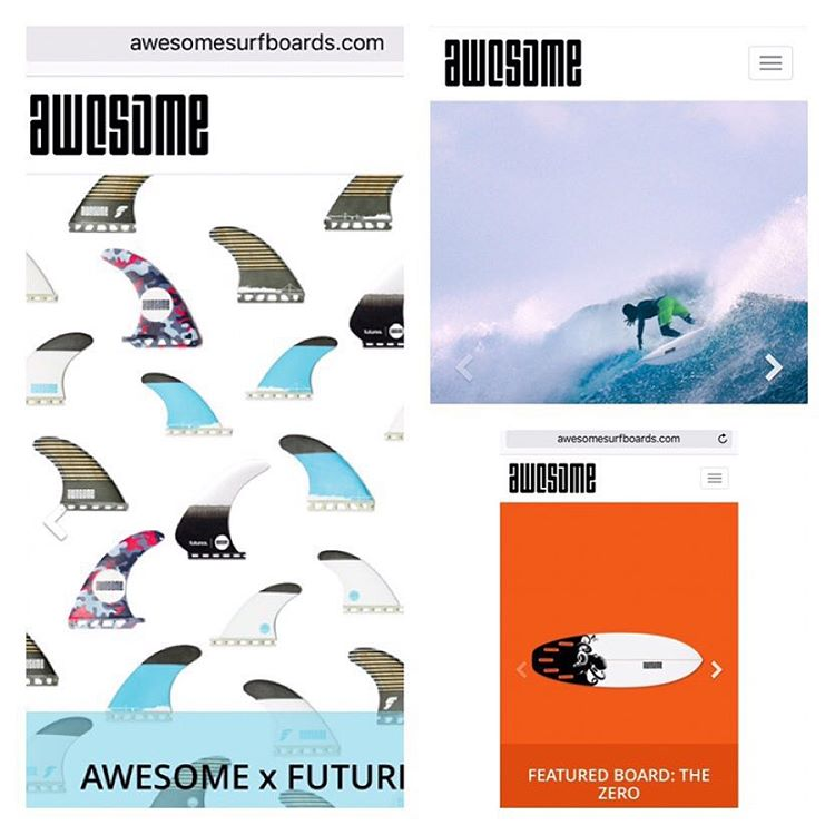 Welcome to our New Website!! please click link in bio. 10 PERCENT OFF on every item for our Instagram friends. Code: INSTAFRIENDS  please share ! #awesome #awesomesurfboards #instafriends #surfboards #surfing #surf #fins #apparel