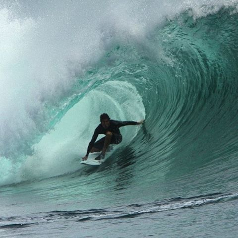 Desde Indonesia con Amor @fran_ferreras #volcomsurf #truetothis