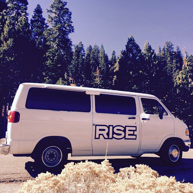 Our van rules. Hands down. It's gotten us to many places all over the west coast for nearly 7 years. We highly recommend vans. #risedesigns #risedesignstahoe #vanlife #laketahos
