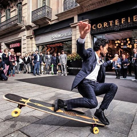 Exuding style, team rider @lotfiwoodwalker was recently brought into the fashion industry to wiork with European clothing brand, @cortefiel_official. Together along with filmmaker, @juanrayos they produced a dazzling video featuring the stylish...