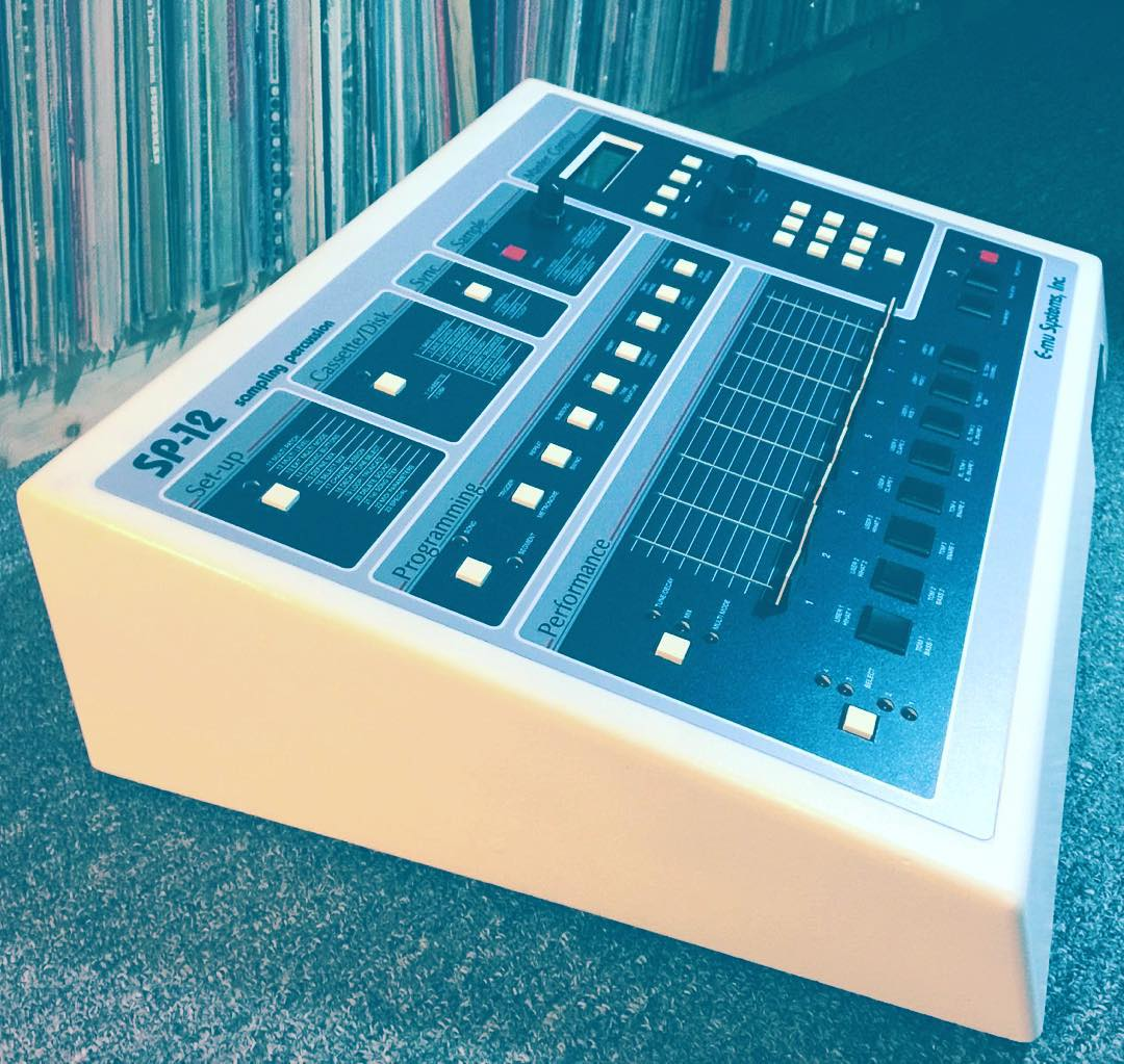 """This week we're honoring a true hip hop legend,  the E-mu SP-1200. This beast hit the scene in 1987 and immediately stood out for its gritty texture and ability to simulate the """"warmth"""" of vinyl.  It quickly became a Hip Hop icon due to its ability to..."""