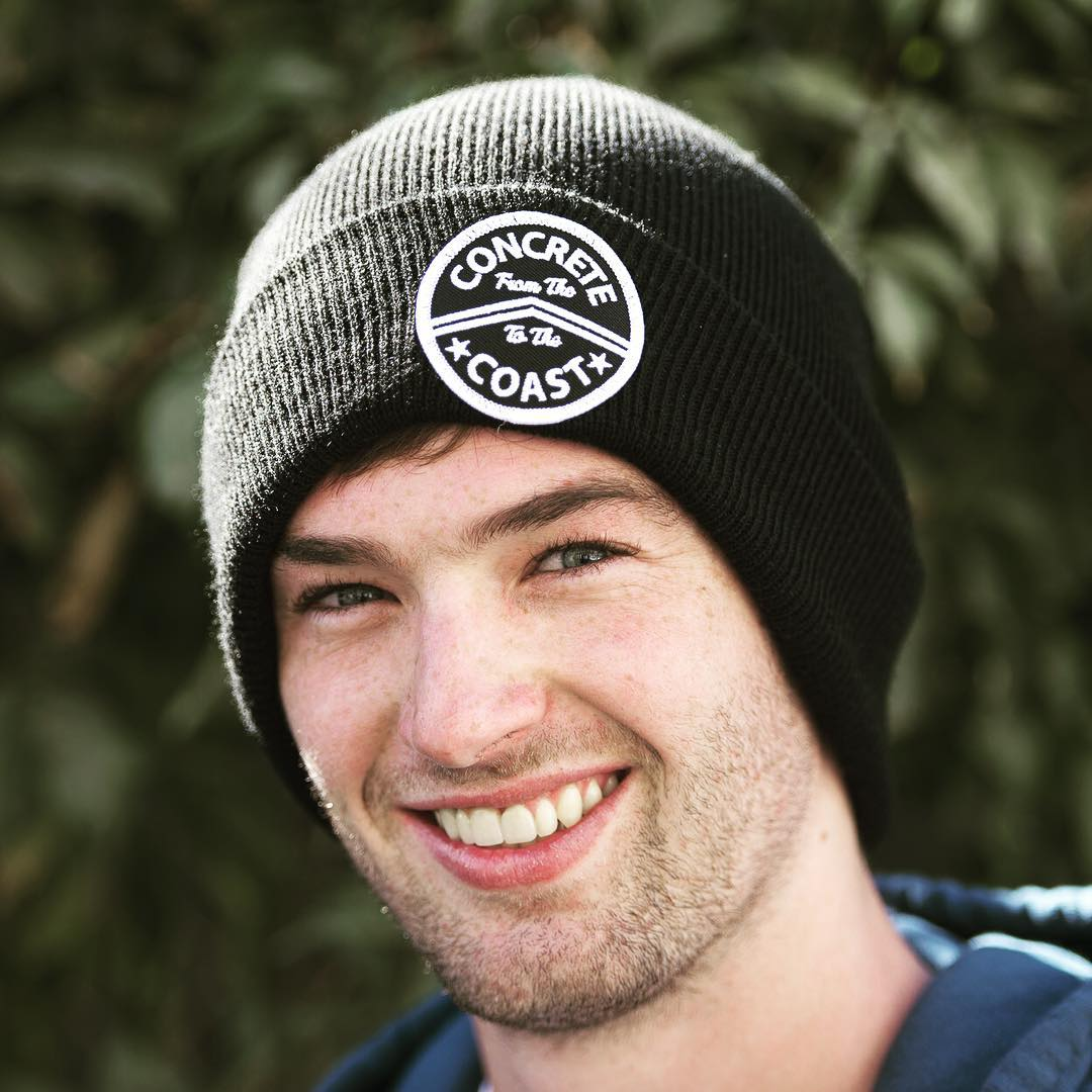 With all the new snow you'll need a beanie, so why not WIN THIS BEANIE?! Just TAG TWO friends in a comment to enter.  Good luck. #concretecoast #winterishere #winter #snowday #colorado #ski #board #snow #beanie #winthis #giveaway #skicolorado