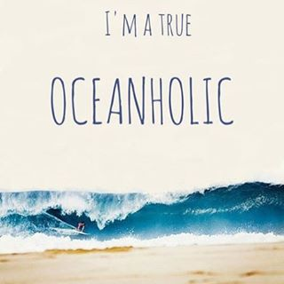 OCEANHOLIC // real problems #luvsurf #realtalk #vitaminsea #oceanaddict #fitnessaddict #favorite