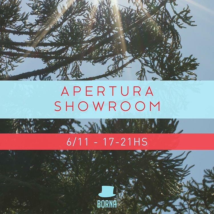 MAÑANA APERTURA DEL SHOWROOM!!! Veni a conocer la nueva temporada en vivo! Dirección por inbox! #borna #somosborna #trajesdebaño #swimwear #showroom