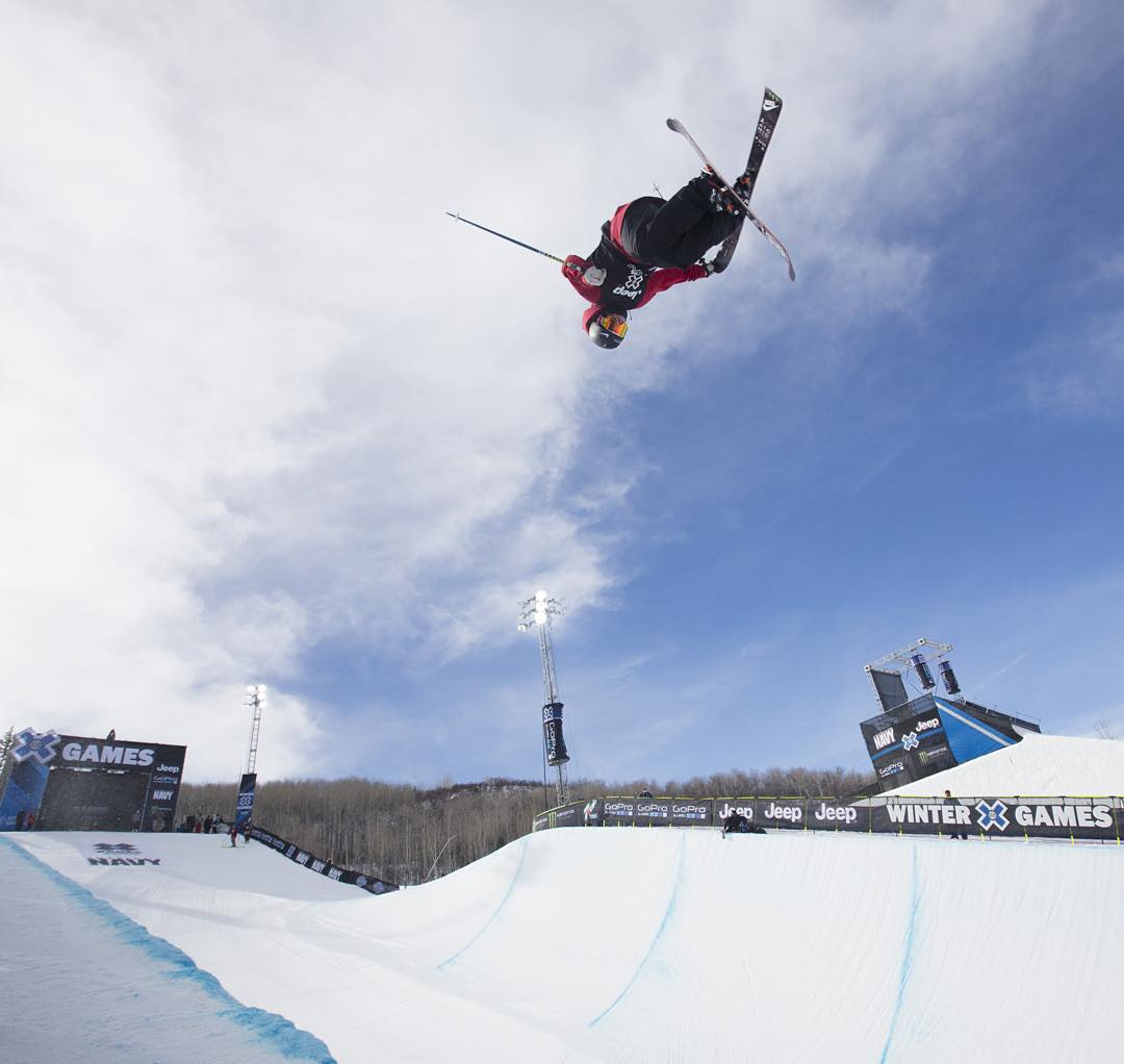 """For me, #XGames is skiing's pinnacle event.  I've always wanted to win ❌ Games gold.""-@GusKenworthy"