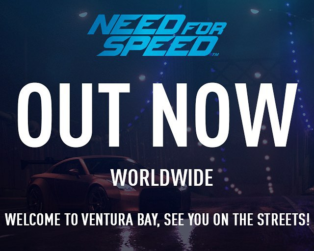 The newest @NeedForSpeed game, featuring yours truly, is out NOW! Which means you can drive my Ford Mustang Hoonicorn RTR for the first time in a video game ever. Pick it up online or at your favorite video game retailer and let me know what you think!...