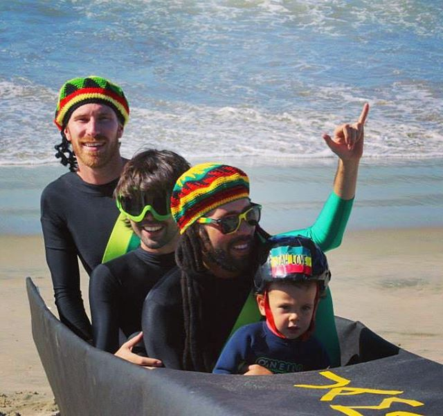 There is no better way to celebrate Halloween than the annual @zjboardinghouse Haunted Heats costume surf contest! We were honored to be the beneficiary of the raffle thanks to surfboard donations from @firewiresurfboards, @super_brand and...