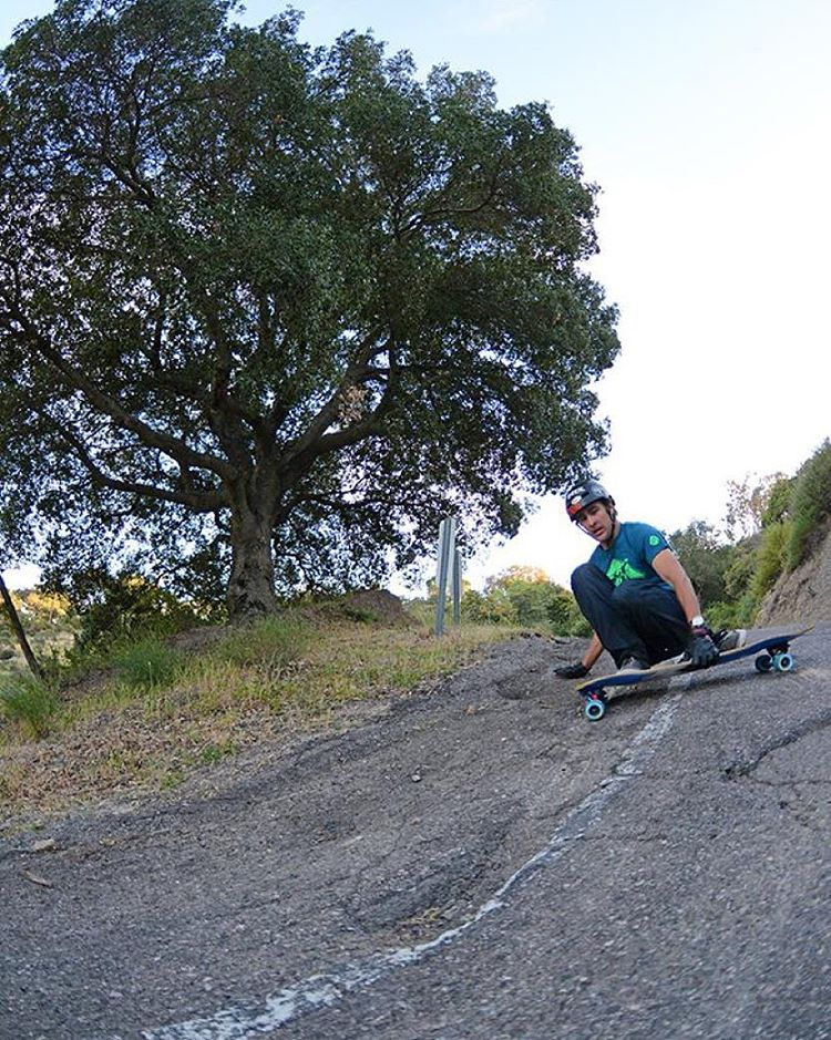 Garrett Creamer (@garrett_creamer) taking on some chunder in SoCal on the Keystone 39""