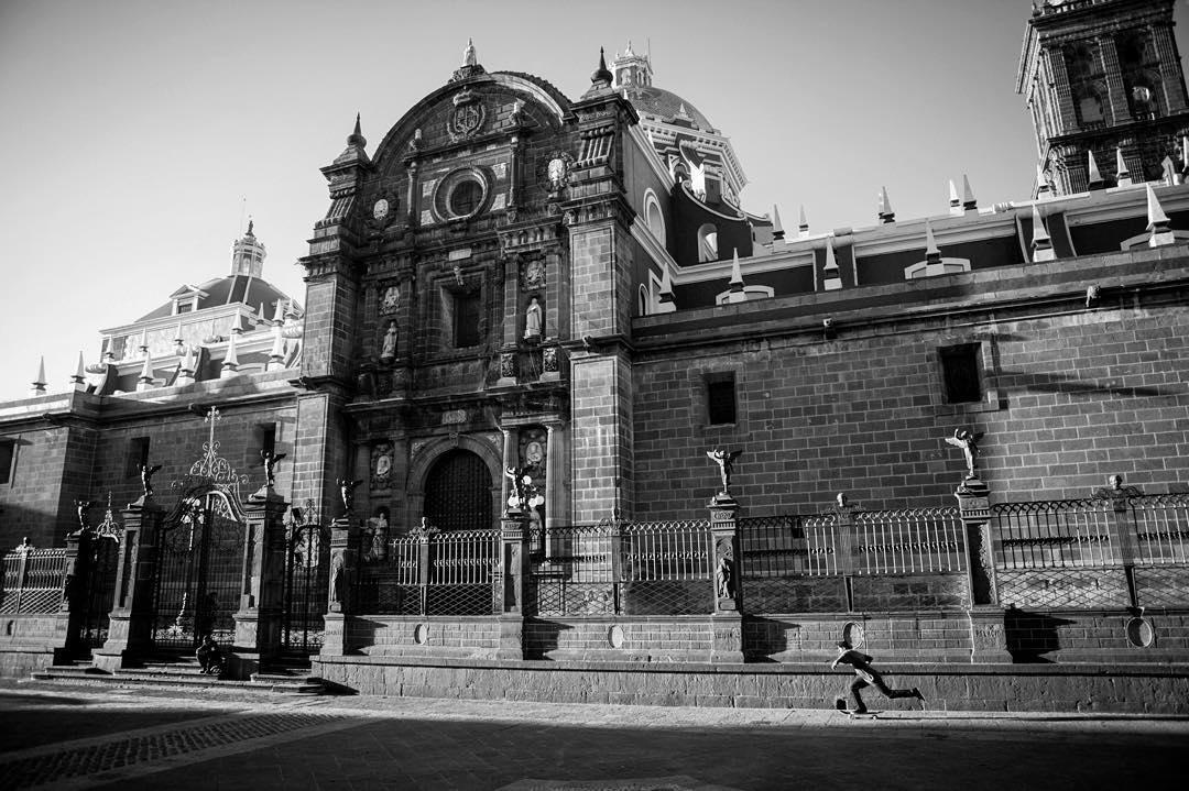 @domowaka morning stroll in Puebla, MX #keepdiscovering >>>