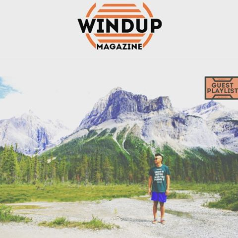 H E A R  T H I S ! Windup Mag featured us and we curated a playlist to accompany the write up, check it out. Thanks @thedalejohnson keep up the good work #radparks #radtunes