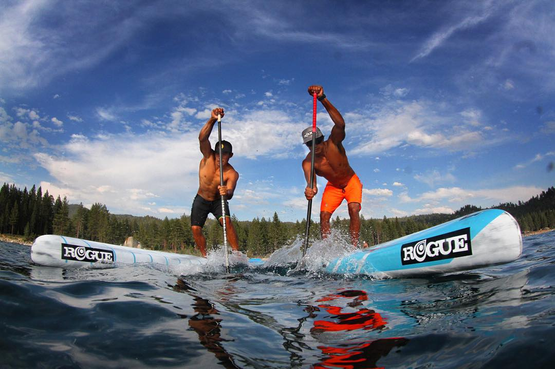 Photo of the Week! #roguesup #sup #Tahoe
