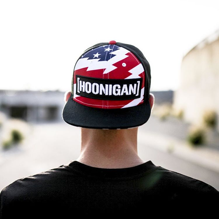 Stars and Stripes has been going fast but we still have some snap backs left. It has the #HNGN flag print on the bottom side of the bill and red snap closure! Click the link in our bio to get one before they're gone.