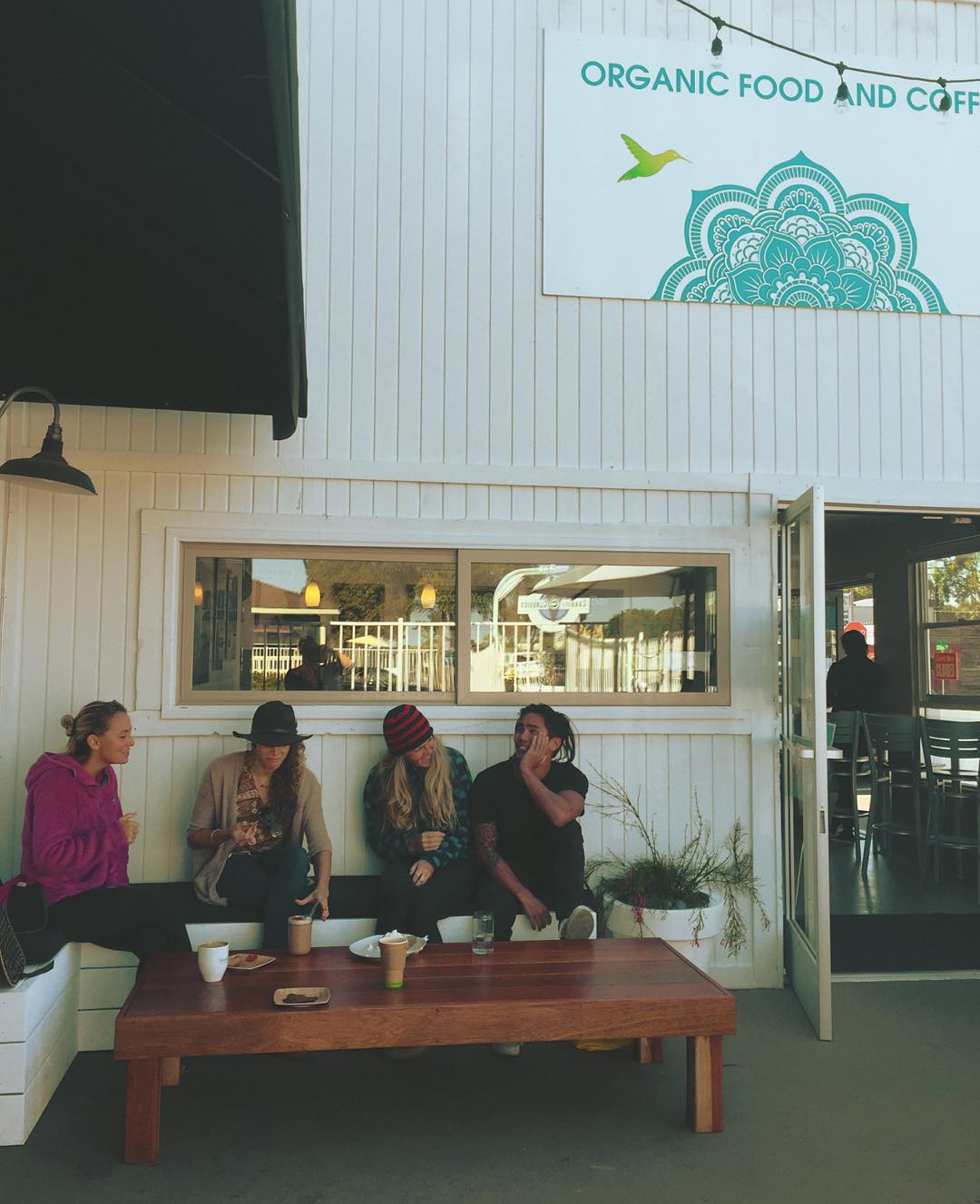 @goodonyaorganic, the best breakfast+coffee+lunch spot in all of Encinitas.