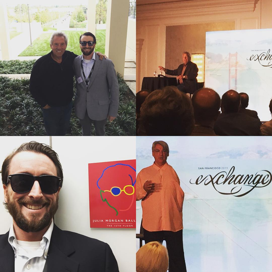 Incredible week in #SF for John Maxwell's #leadership #conference #exchange2015 I am eternally grateful for the opportunity to learn, to grow, and to experience the universe's magic #blessed