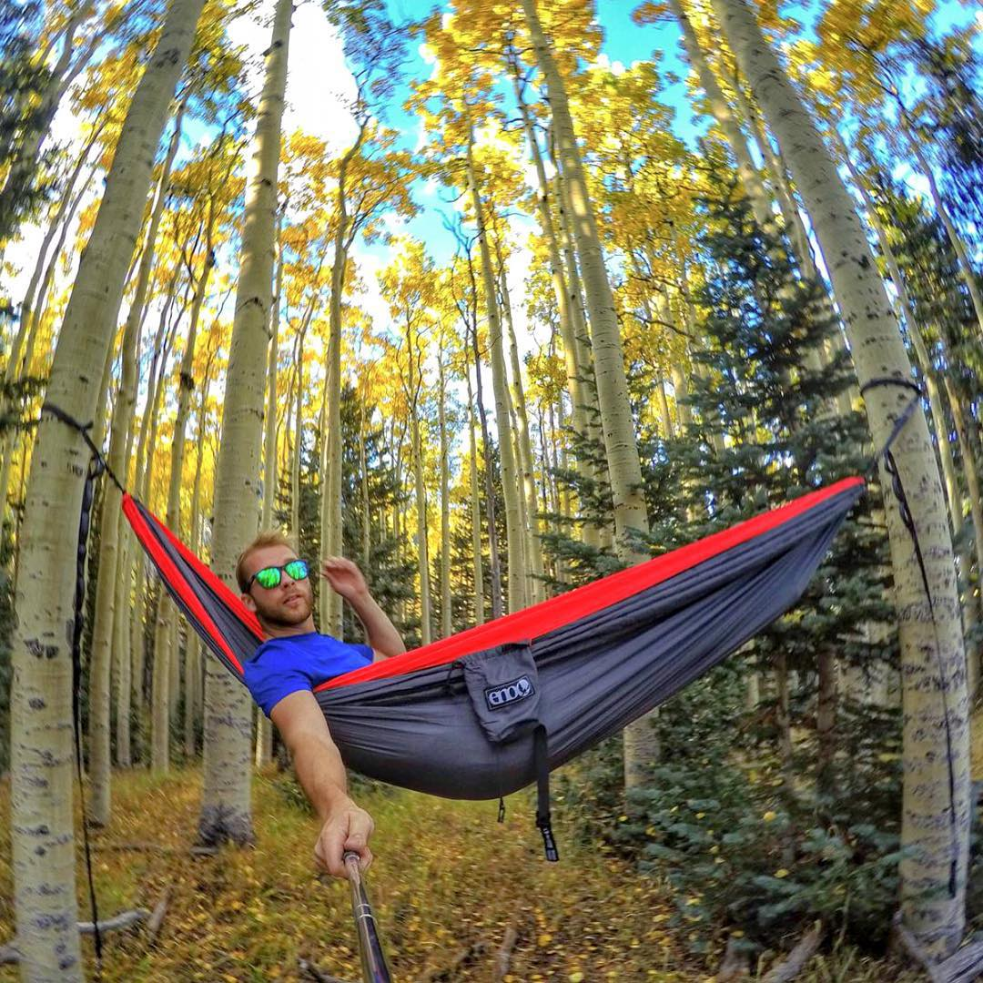 Relaxation is needed in life  @arizona_adventurer wearing the Bali shades  #Kameleonz #Hammock #Relaxation