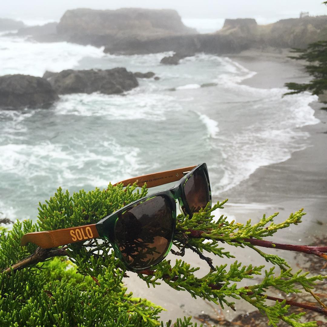 The Burundi frame exploring the California Coast. Where will you take your SOLOs this weekend?