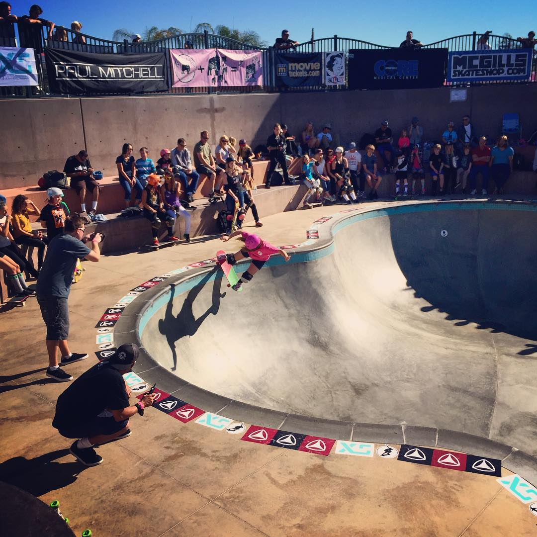 EXPOSURE 2015 has started!! Check out @nicolenoller showing how it's done!  We are at Encinitas Community Park! Come through and have a good time. #exposure2015