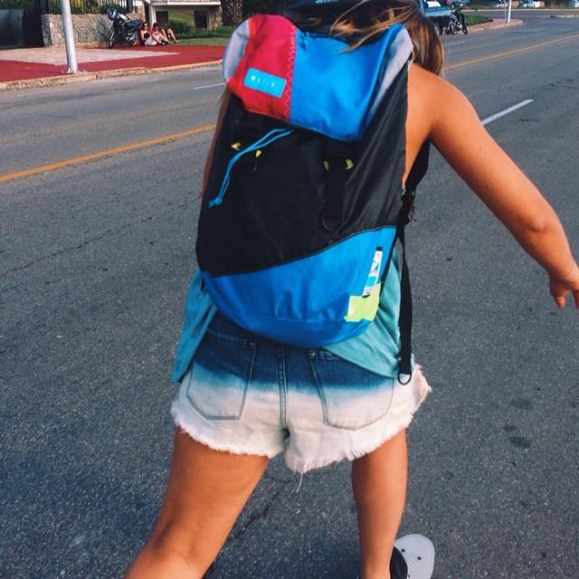 Salí a vivir ⚡️#goexplore #discoverpack #mafiabags