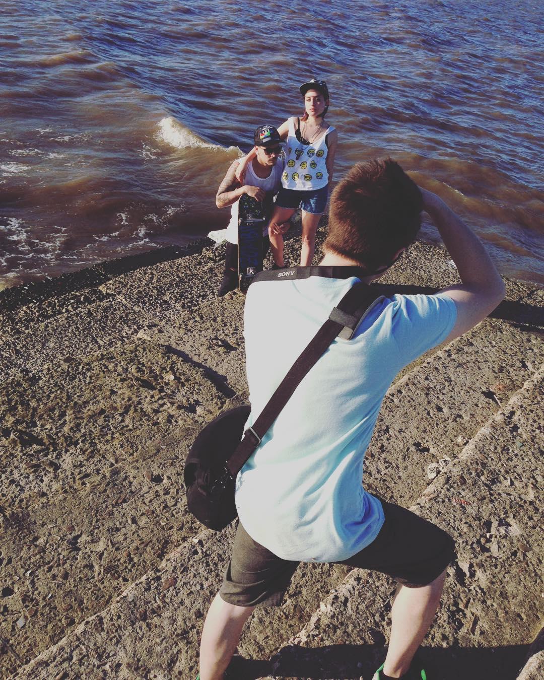 Río + sol + fotos! @redbatfoto