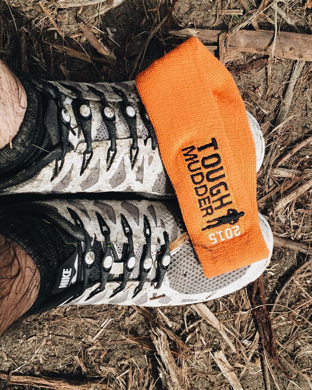 Bring on the mud.