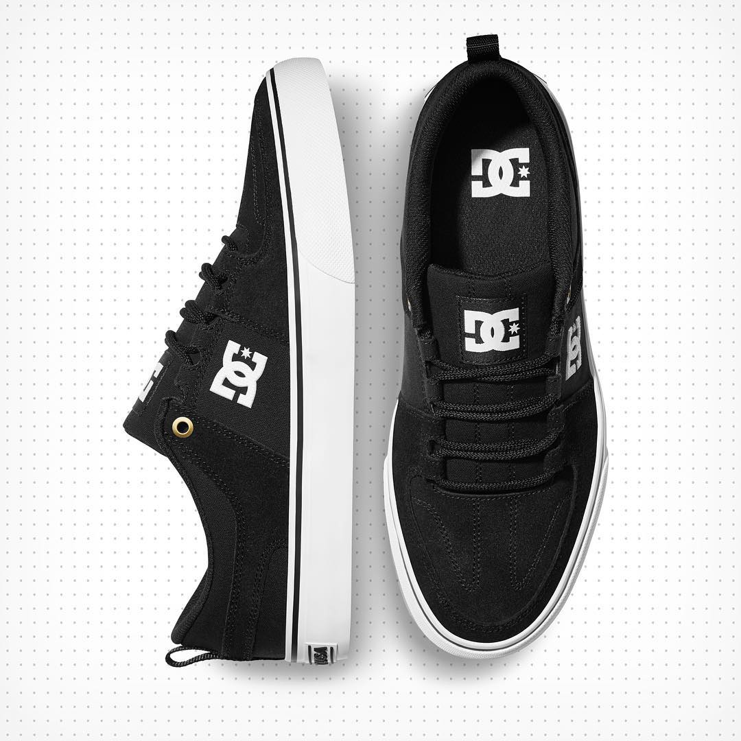 You can't go wrong with classic black. Pick up a pair of the new Lynx Vulc today at: dcshoes.com/lynxvulc. #dcshoes #lynxvulc