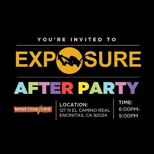 We're at the last stretch of EXPOSURE 2015! You're invited to the after party at @nativefoodscafe! Come for some good food and good company after a great day of skating! #exposure2015