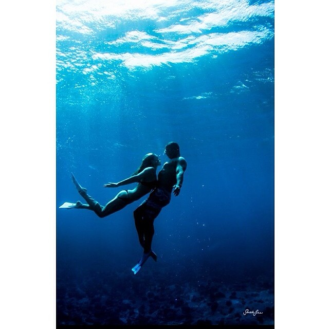 tara+david • #underthesea #sarahleephoto