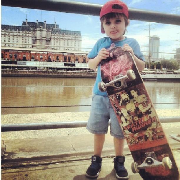 #vogskateboards #skaterunner #vogmaple