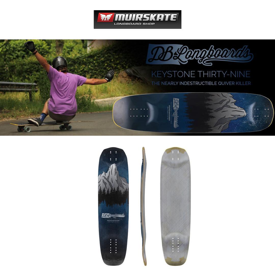 Looking to snag a new Keystone or any longboard for that matter? Welp. Look no further than @muirskate for all your riding needs. #dblongboards #longboard #longboarding #muirskate #dbkeystone