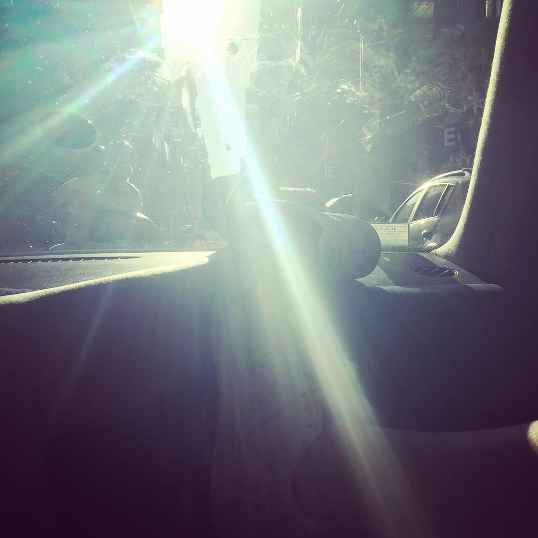 Luz directo al corazón! #buenosaires #verano #trippingmood