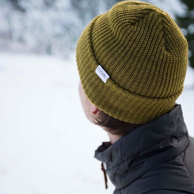 This is the back of @calezima's head in one of our favorite beanies, The Stanley. See how nice that golden heather color is? Grab one this week at select shops nationwide and get a copy of ROGUE: A collection of photographs by @austensweetin, that...