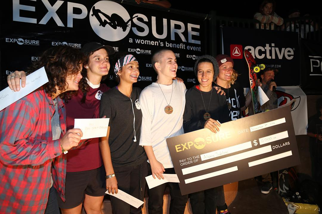 Click the link in our bio to see all the results from #exposure2015.  Pro Street podium: @suminaynay @candy_jacobs @leeroythegreat @mariahdurandoe @andawhamybar and @amycaron
