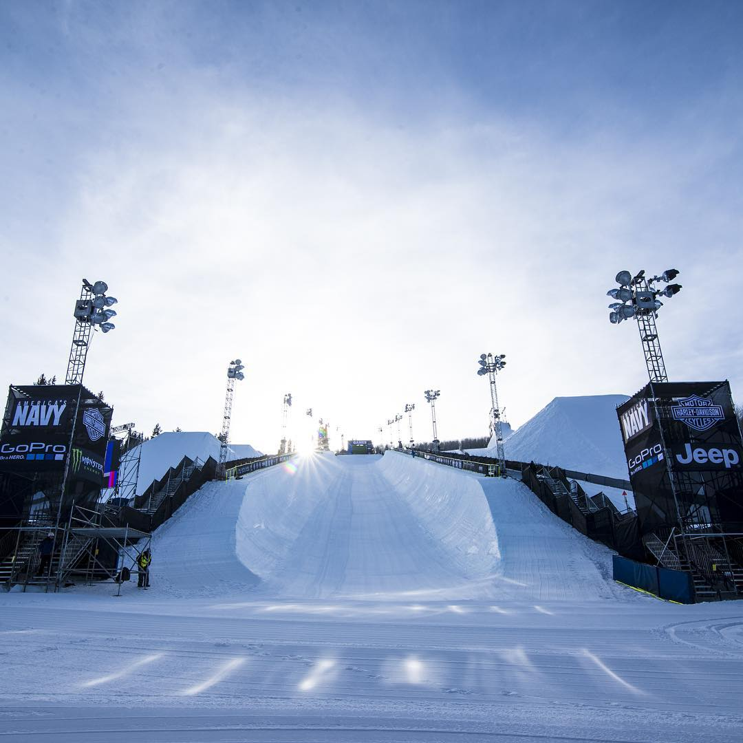 The best show on snow is only 80 days away! #XGames