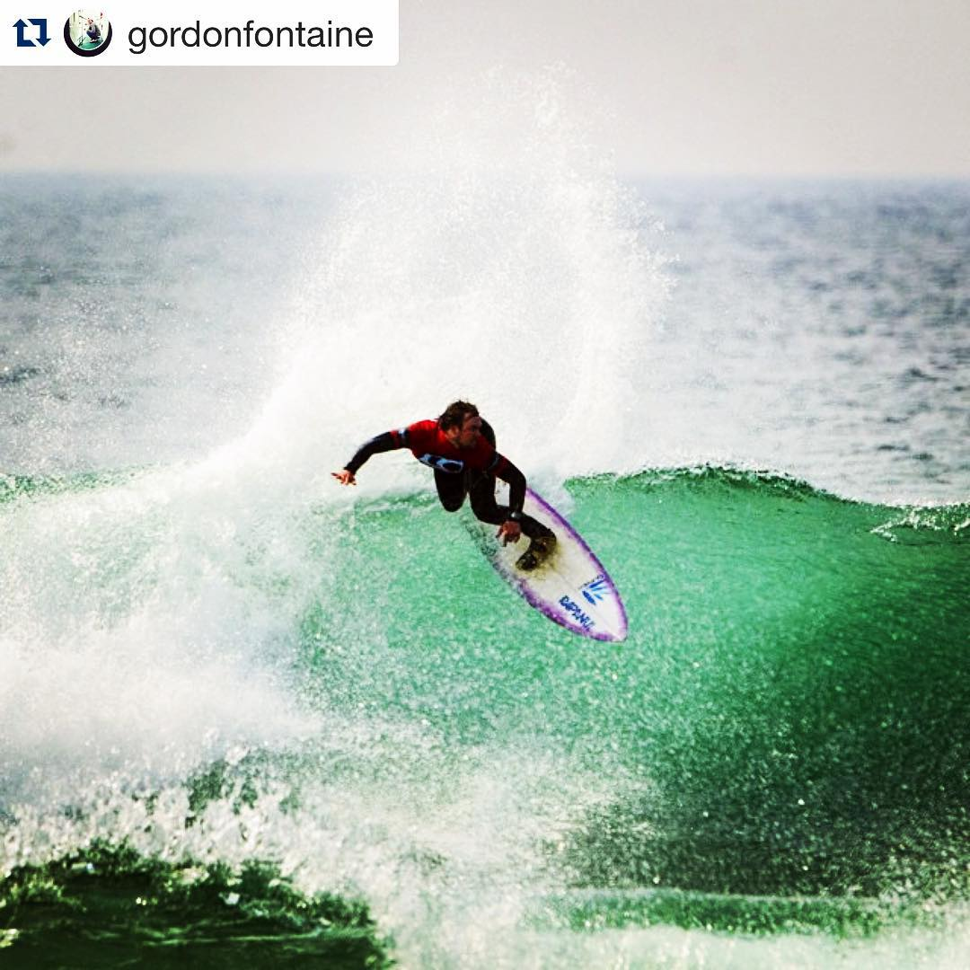 One of our eco ambassadors killing it! #ecosurf