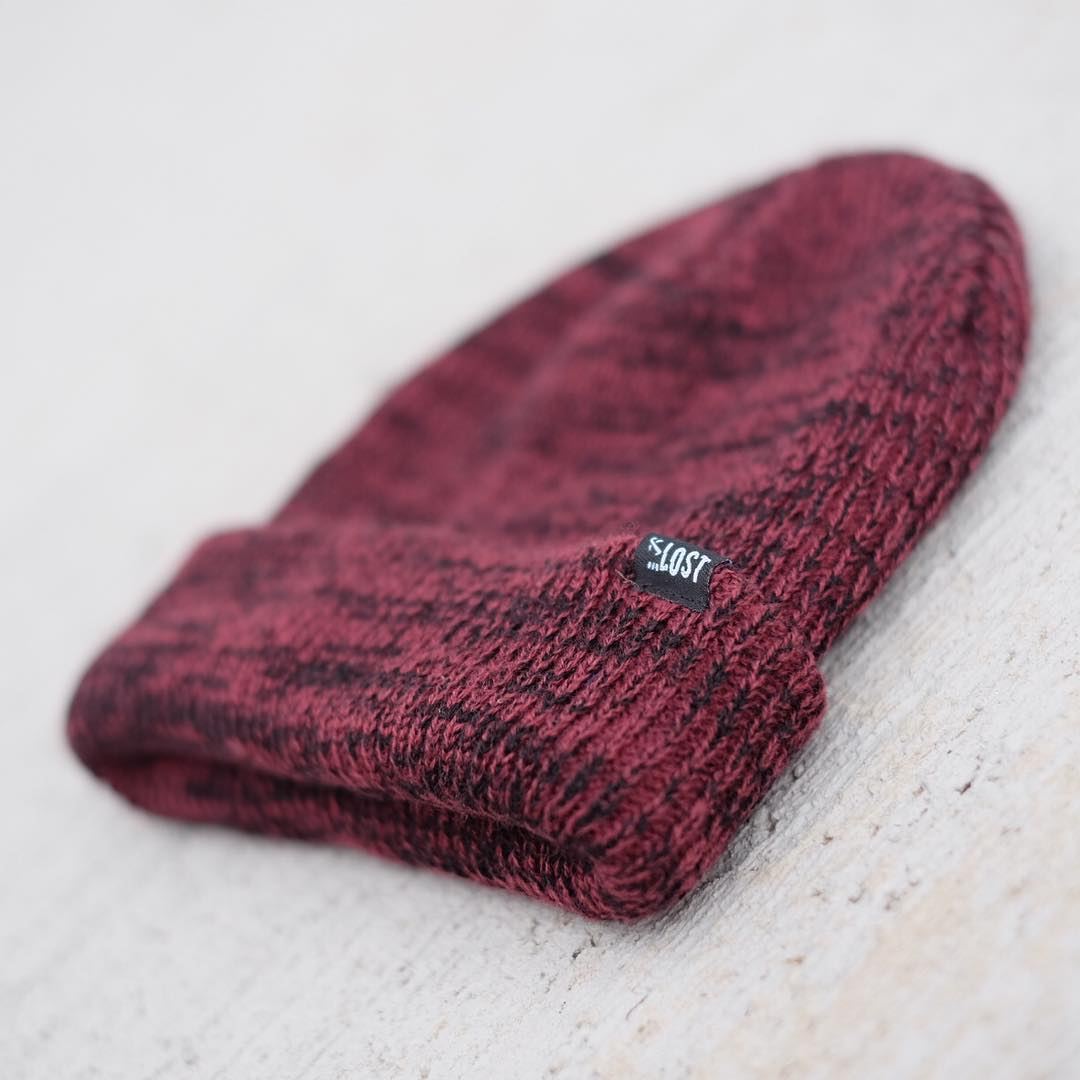 "Keep your head from freezing in the ...Lost ""Mischief Mixed"" beanie. #lostclothing"