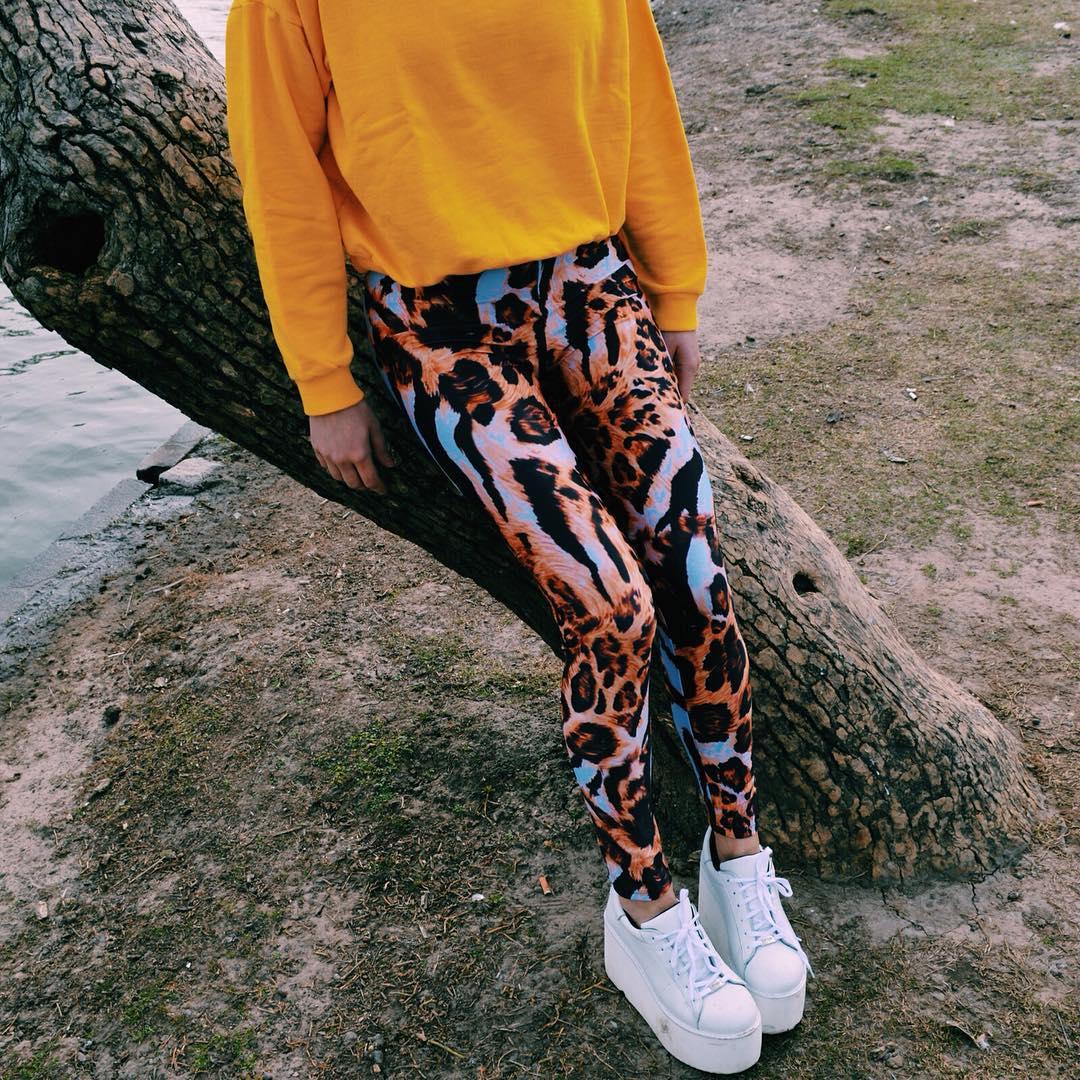 Legging Congo
