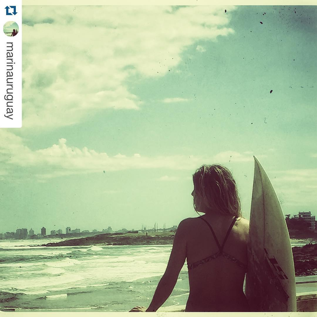 ⚡️SURF DAYS / GOOD DAYS⚡️Marina Marre ❤️@marinauruguay  #katwai #swimwear #surf #summertime #uruguay