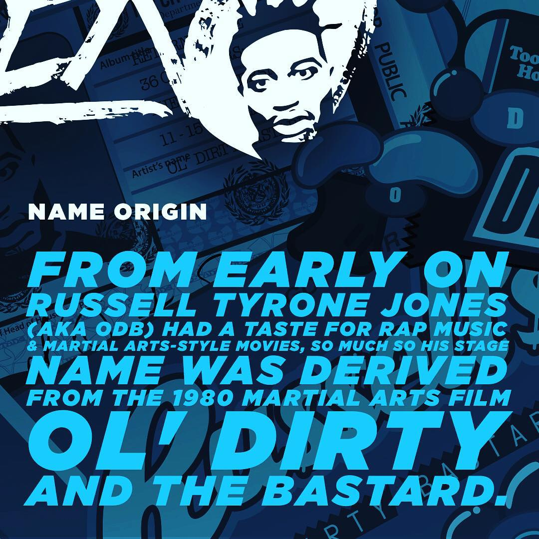 1️⃣ Name Origin: Remembering ODB. #ODBWeek