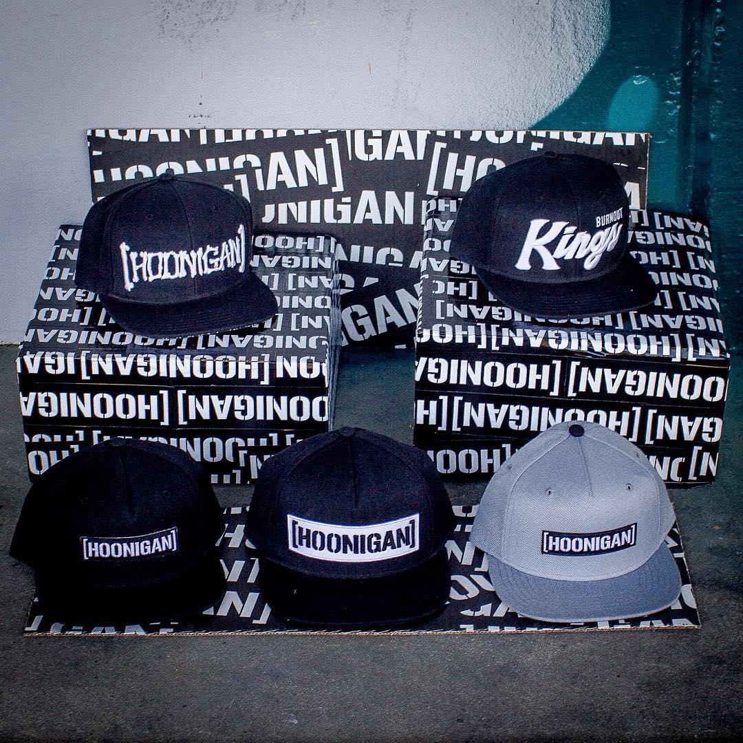 Just some of the snap backs available on #hooniganDOTcom