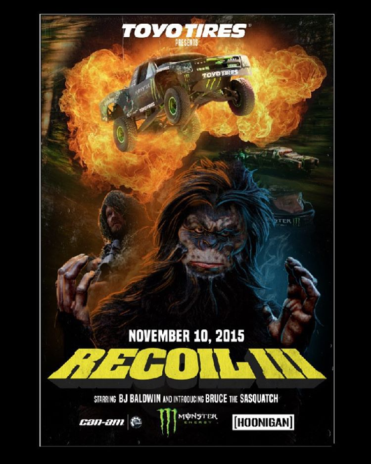 #Recoil3 lookin like a box office hit. #countdownbegins