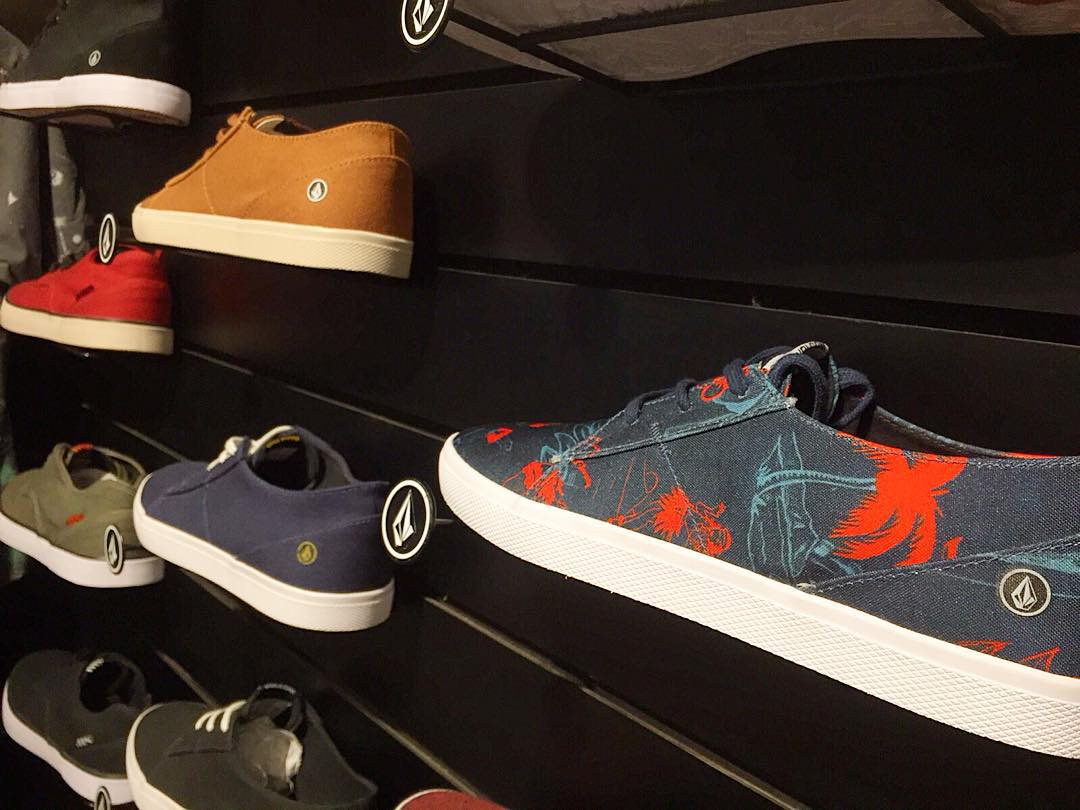 Volcom footwear #SS16 en todos los #volcomstores #volcomfootwear