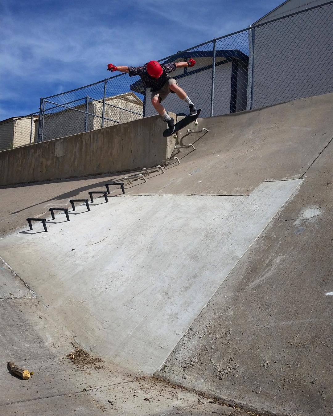 @jimmywesterson always has the best spots!  Wallie over the ladder and into another level of speed!