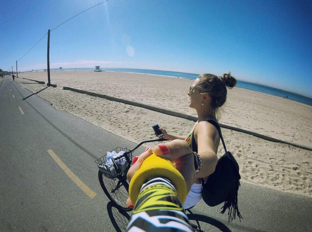 @daianaladaiana nos manda esta foto con su #ZephyrPole desde #California #EEUU !!