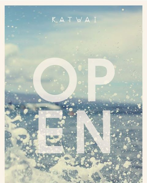 Katwai Showroom OPEN!  HOY --->16 a 20hs MIER. --->16 a 20hs VIE. --->10 a 12 y de 16 a 20hs Gascón 83 ~ San Isidro ~ Bs. As.