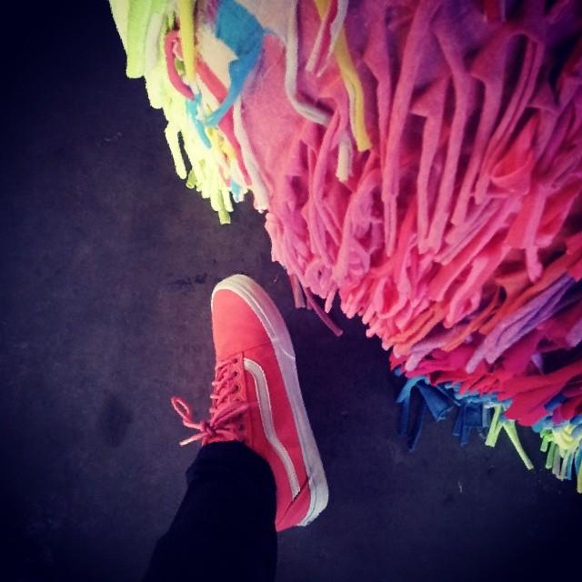 Pasión x las #oldskool Hot Coral! Chequea todos los colores de #oldskool en nuestro Facebook.