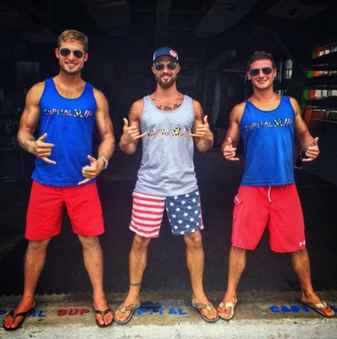 This weeks Dealer Spotlight is on @capital_sup located in Annapolis, MD. If you want to meet some of the most fitness/SUP stoked guys on the planet, then I would recommend a pit stop here! See the whole Capital SUP story and photo album on our blog...